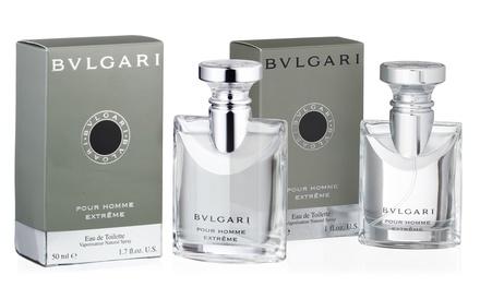 Bvlgari Pour Homme Extrême Eau de Toilette; 1.0 or 1.7 Fl. Oz. from $24.99–$29.99