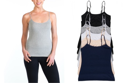 Sociology Six-Pack Camis | Groupon Exclusive