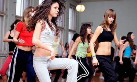 10 or 20 Zumba Classes at Gym 33 (Up to 78% Off)