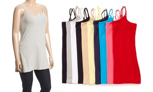 Plus-Size Camisoles (10-Pack) at Plus-Size Camisoles (10-Pack), plus 9.0% Cash Back from Ebates.