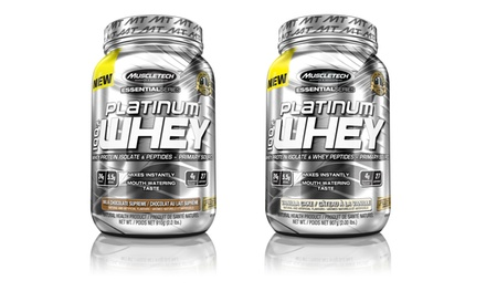 Muscletech Platinum Pure Whey Protein