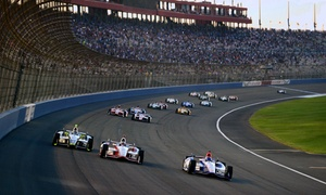 MAVTV 500 Indycar World Championships: MAVTV 500 INDYCAR Race Package for an Adult or Child at Auto Club Speedway on June 27 (Up to 54% Off)