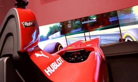Esperienza su simulatore F1 a 9,90€euro