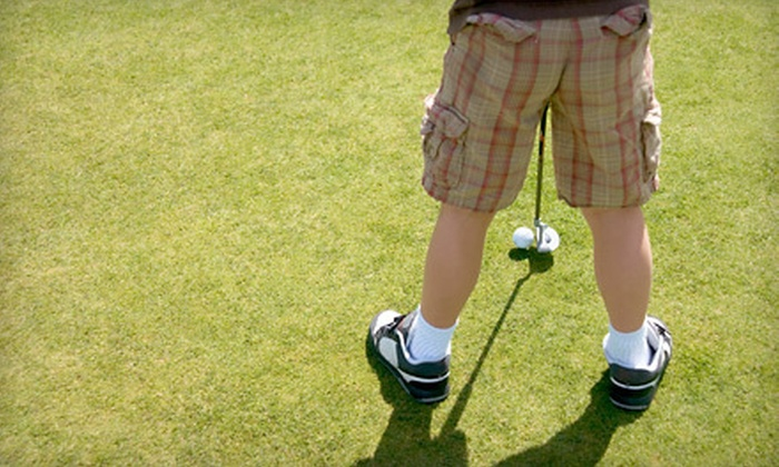 Michael Camastro Golf Academy - Broken Arrow Golf Club: One or Three Weeks of Junior Golf Camp at Michael Camastro Golf Academy (Up to 53% Off)