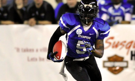 $12 to See the Harrisburg Stampede Indoor Football Game at Giant Center on Saturday, May 17 ($23.55 Value)