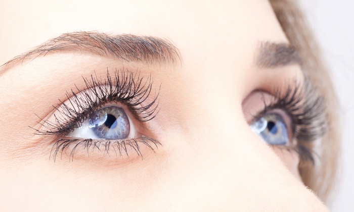 The Lashing - The Lashing: Full Set of Eyelash Extensions with Optional Fill-In Treatment at The Lashing (Up to 56% Off)
