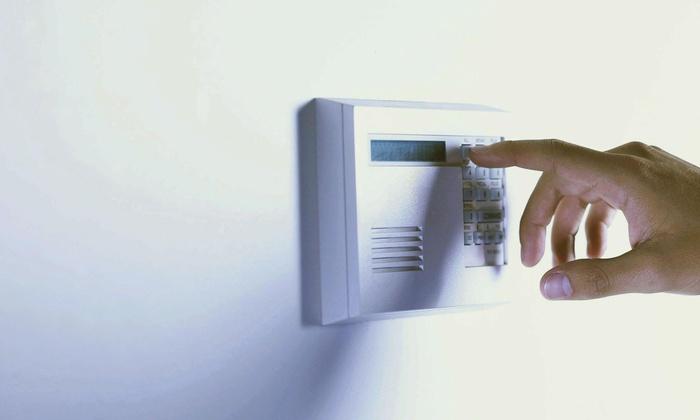 Gateway Home Protection - Quail Hill: Home Security System from Gateway Home Protection (46% Off)