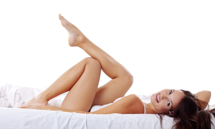 """The Nu Me Laser and Wellness Clinic - Virginia Beach: Spider-Vein Treatments on Up to Two, Four, or Six 3""""x3"""" Areas at The Nu Me Laser & Wellness Clinic (Up to 60% Off)"""