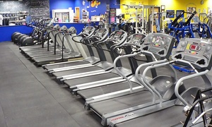 Pure Focus Sports Club: One- or Three-Month Gym Membership at Pure Focus Sports Club (Up to 53% Off)