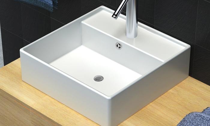 Lavabi da bagno in ceramica | Groupon Goods