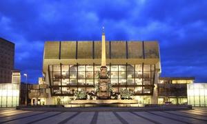 German Nation Orchestra: Ticket für das Neujahrskonzert am 1., 3. oder 7. Januar 2017 im Großen Saal des Gewandhaus zu Leipzig (bis 51% sparen)