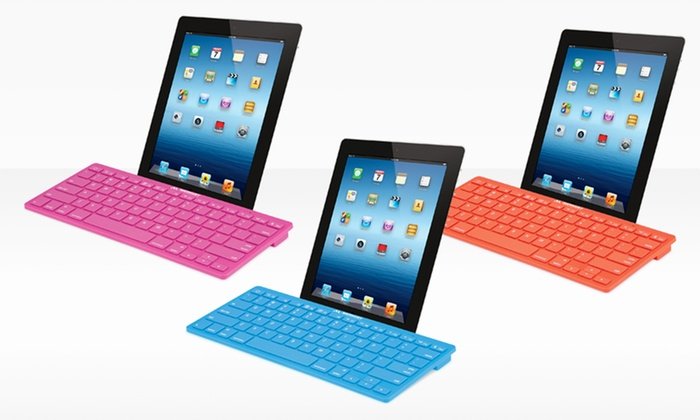 Merkury Innovations ColorKeys Bluetooth Keyboard: Merkury Innovations ColorKeys Bluetooth Keyboard. Multiple Colors Available. Free Shipping and Returns.