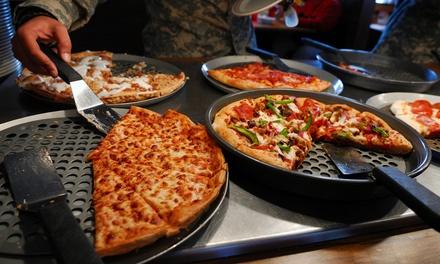 Roma Parva Pizza Buffet