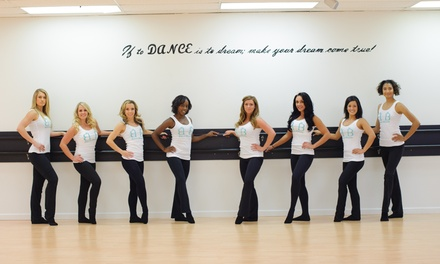 Five Barre Classes at BarreBeauty (50% Off)
