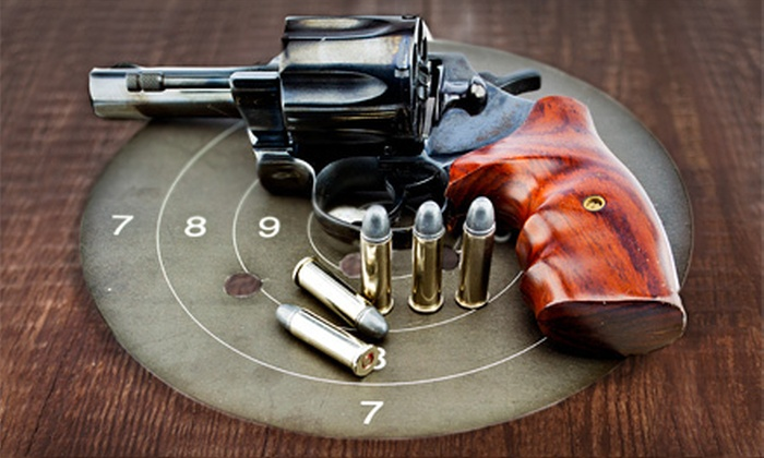 Broward Pawn & Gun - Davie: Concealed-Weapon-License Course for One or Two at Broward Pawn & Gun (Up to 57% Off)