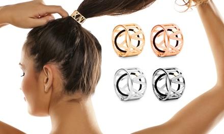 1x, 2x oder 4x Metall-Haarband in der Farbe nach Wahl : 2,90 €
