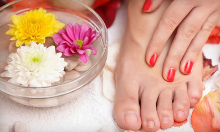 Marketti Academy of Cosmetology - Waterford: Facial and Mani-Pedi at Marketti Academy of Cosmetology in Waterford (Up to 55% Off). Two Options Available.