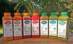 Juice It Raw: 3-Day Juice Cleanse or Three $10 Groupons for Juice from Juice It Raw (Up to 40% Off)