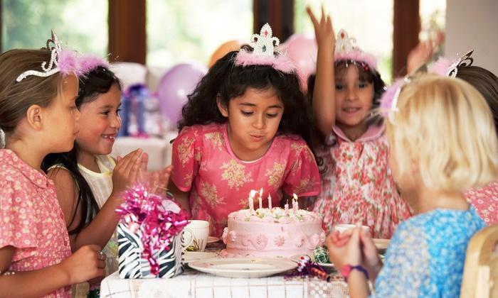 Princess Partiers - Princess Partiers: $139 for a 90-Minute Premium Princess Package from Princess Partiers ($300 Value)