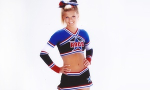 All American Cheer & Stunt: One Month of Tumbling, Cheer, or Gymnastics Classes at All American Cheer & Stunt (50% Off)