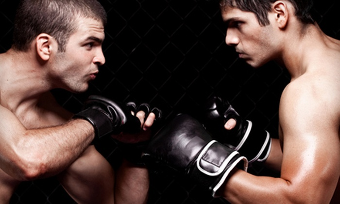 Alaska Fighting Championship - Sullivan Arena : AFC 101: Tankmode vs. Cannon MMA Event for Two or Four on September 18 (Up to 75% Off)