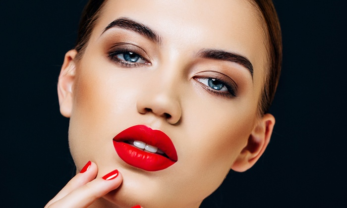 Glamour - GLAMOUR Conisbrough: Semi-Permanent Make-Up on a Choice of Area at Glamour Conisbrough (70% Off)