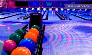 Seminole Bowl: Two-Game Bowling Package with Shoe Rental for Two, Four, or Six at Seminole Bowl (Up to 52% Off)