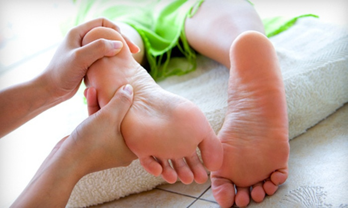 Mystic Fountain Wellness Center - Skokie: One or Two 60-Minute Reflexology Sessions with Foot Soaks at Mystic Fountain Wellness Center in Skokie (Up to 60% Off)