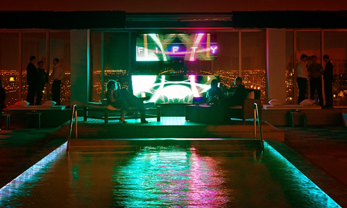 Thanksgiving Eve - Fifty Miami: Thanksgiving Eve Rooftop Party at Fifty Miami on November 25, at 10 p.m.