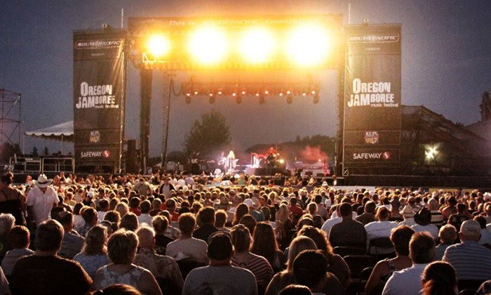 Oregon Jamboree - Sweet Home: Single-Day Pass to the Oregon Jamboree Music Festival with Miranda Lambert and Tim McGraw on August 1–3 (Up to 40% Off)