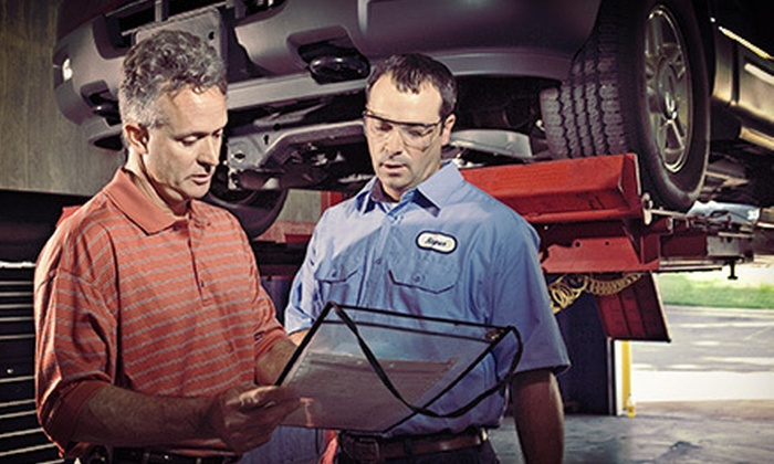 Gananoque Chevrolet Buick GMC Cadillac - Gananoque: $69 for a Semiannual Auto-Inspection Package at Gananoque Chevrolet Buick GMC Cadillac ($139.88 Value)