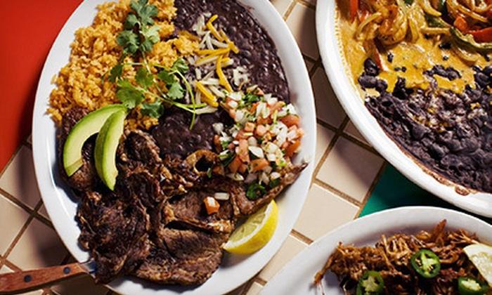 Senor Tomas - Hartland: $10 for $20 Worth of Mexican Food and Drinks at Senor Tomas