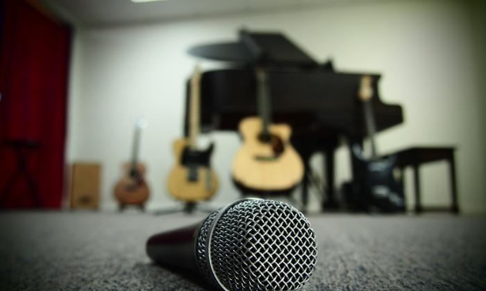 Viva La Musica Studio - Central Chula Vista: Two Private Music Lessons from Viva La Musica Studio (44% Off)