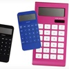 $6.99 for a Two-Pack of Digital Calculators