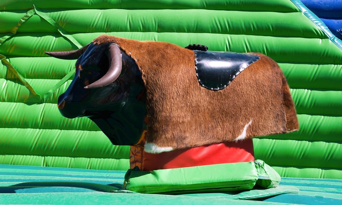 Discount Laser Events - Atlanta: Two- or Four-Hour Mechanical-Bull Rental from Discount Laser Events (Up to 55% Off)