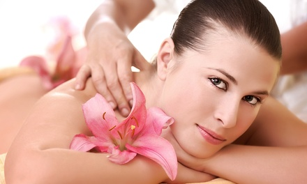 One or Two 90-Minute Swedish or Deep-Tissue Massages at The Body Cafe (Up to 58% Off)