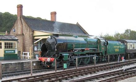 The Somerset and Dorset Railway Trust