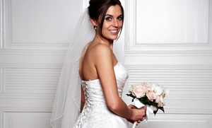 Busybee Cleaners: CC$45 for CC$90 Worth of Dry-Cleaning Services for Wedding-Gowns at Busybee Cleaners
