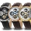 Stuhrling Original Dual Time Automatic Watch