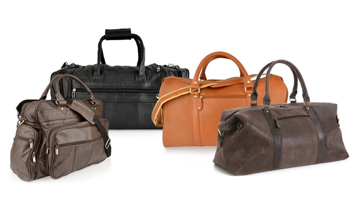 Woodland Leather Travel Bags  d6961eda1a27b