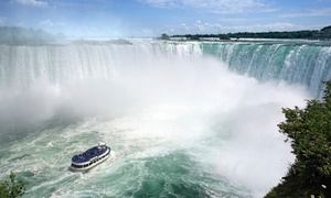 Family or Couples Getaway in Niagara Falls