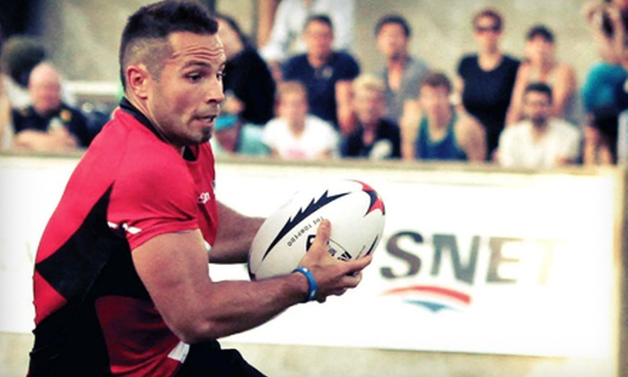 Canada Wolverines Rugby - Lamport Stadium: $10 for a Canada Wolverines Rugby Match Against Jamaica at Allan Lamport Stadium Park on July 20 ($25.50 Value)