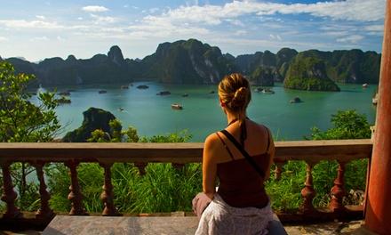Circuit Vietnam : 10 jours/9 nuits ou 15 jours/14 nuits avec hébergement en hôtels, visites guidées et transferts