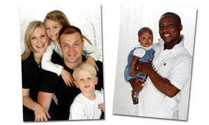 Quickflash Productions: Choice of Photoshoot Packages with Images from R149 with Quickflash Productions (Up to 81% Off)
