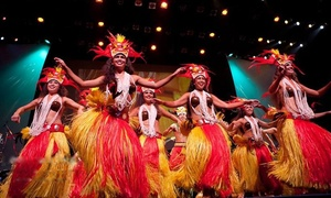FuZion: Admission for Two or Four to Dinner and Dancing, Music, or Magic Show at FuZion (Up to 50% Off). Five Shows.
