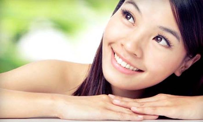 Per Caso Salon - Greenville: One or Three Alphablend Facials at Per Caso Salon (Up to 54% Off)