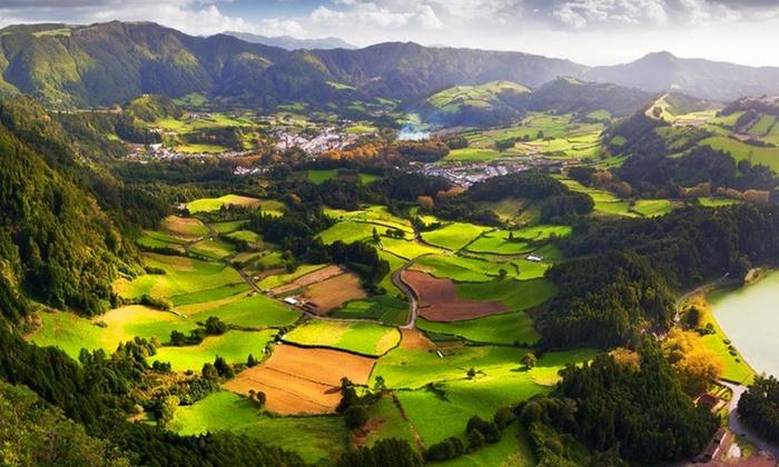 Azores Vacation with Airfare in Ponta Delgada | Groupon ...
