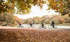 Mike's E-Bikes: Arboretum and Trails Electric Bike Tour for One or Two from Mike's E-Bikes (Up to 56% Off)