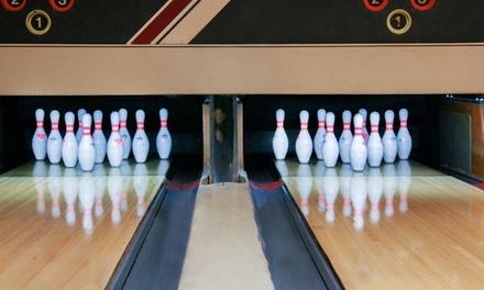 Twee uur bowlen voor 410 personen met hoofdgerecht naar keuze bij Bowlingcentrum IJsselmonde