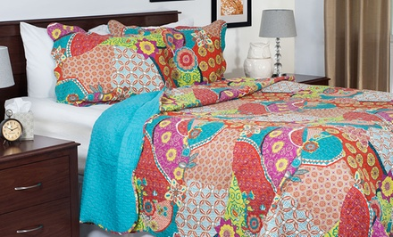 2- or 3-Piece Quilt Set from $29.99–$36.99